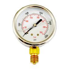 hydraulic pressure gauge 11